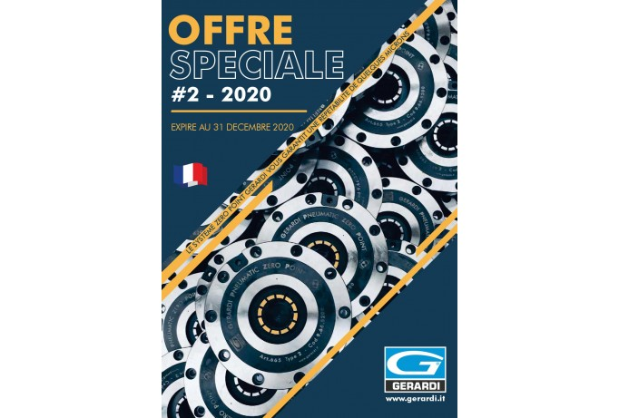 OFFRE SPECIAL N°2 -2020 GERARDI
