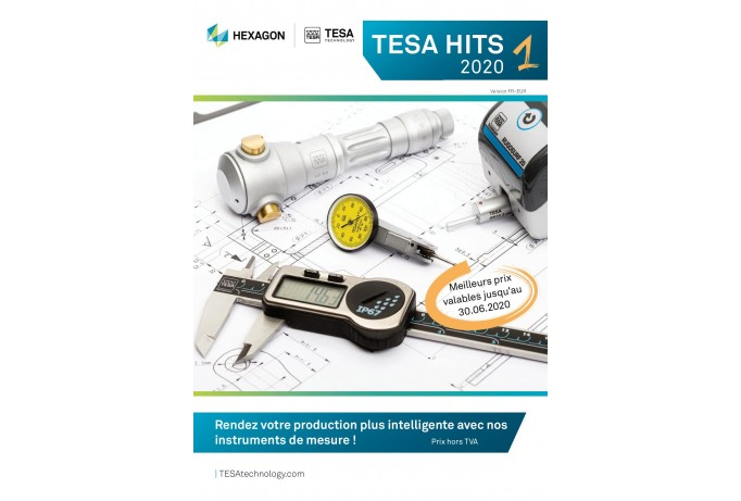 TESA-HITS PROMOTION 2020-1 FRANCE